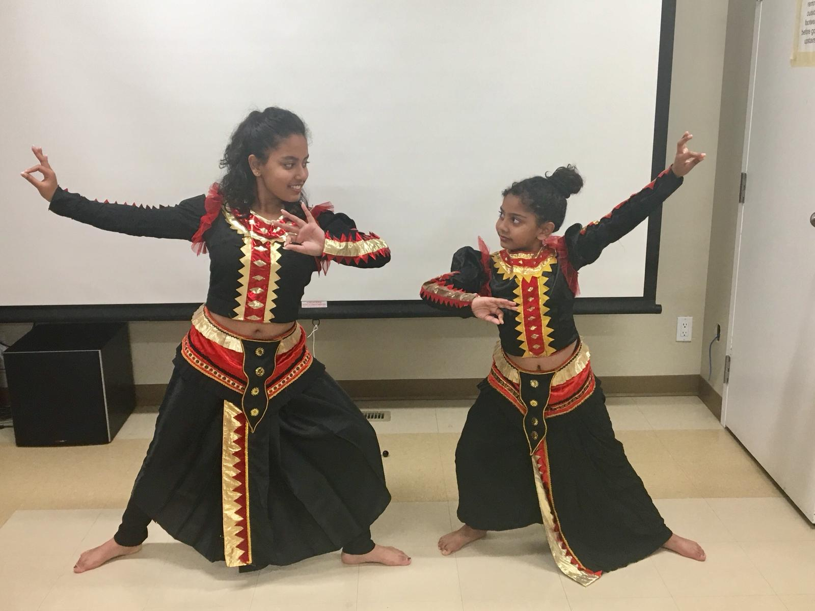 Spirits of Lanka - Alberta Cultural Days